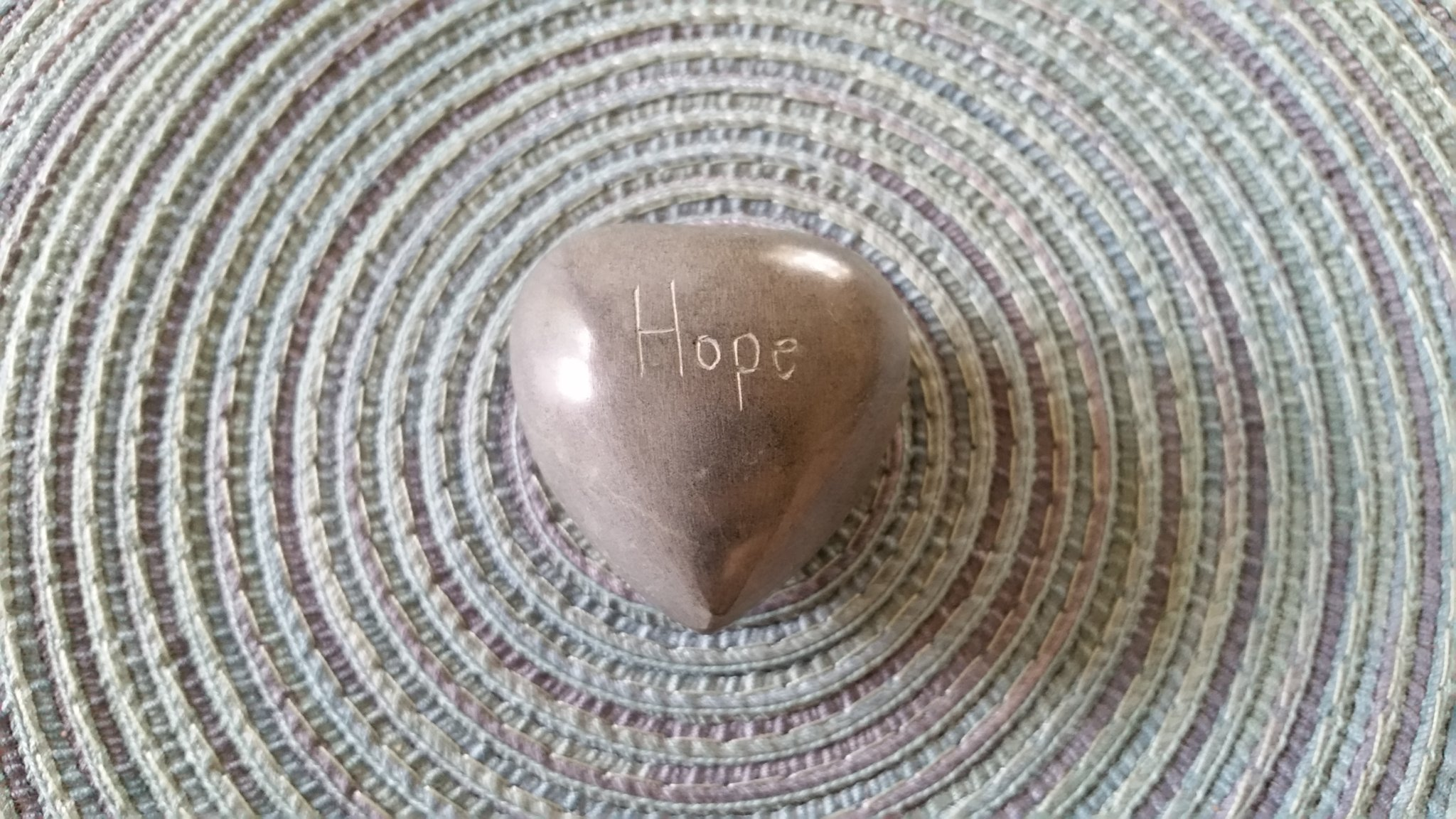 No matter the size of your burdens, keep hope in your heart. #sundaymorning https://t.co/xPc4Qx5y8F