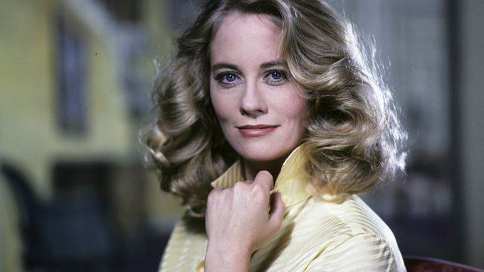 Happy birthday to Cybill Shepherd and her unequaled, appealing air of patrician contempt.