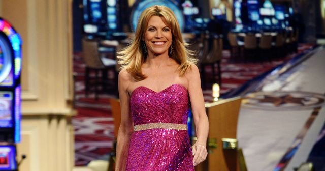 Happy birthday to the most beautiful woman on TV, Vanna White!! She looks better every episode