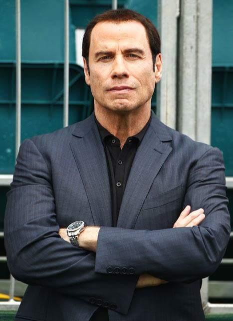 Happy Birthday actor...John Travolta