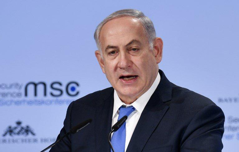 Crash aérien en Iran : Netanyahu présente ses condoléances aux familles