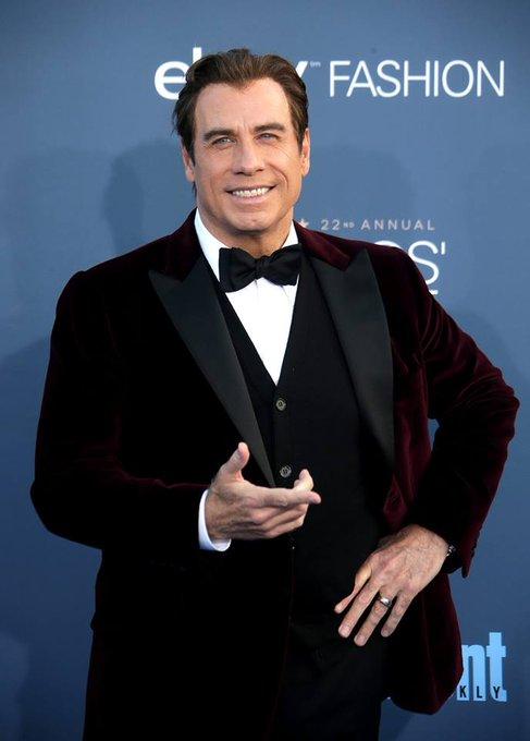 Happy 64th Birthday today to John Travolta...