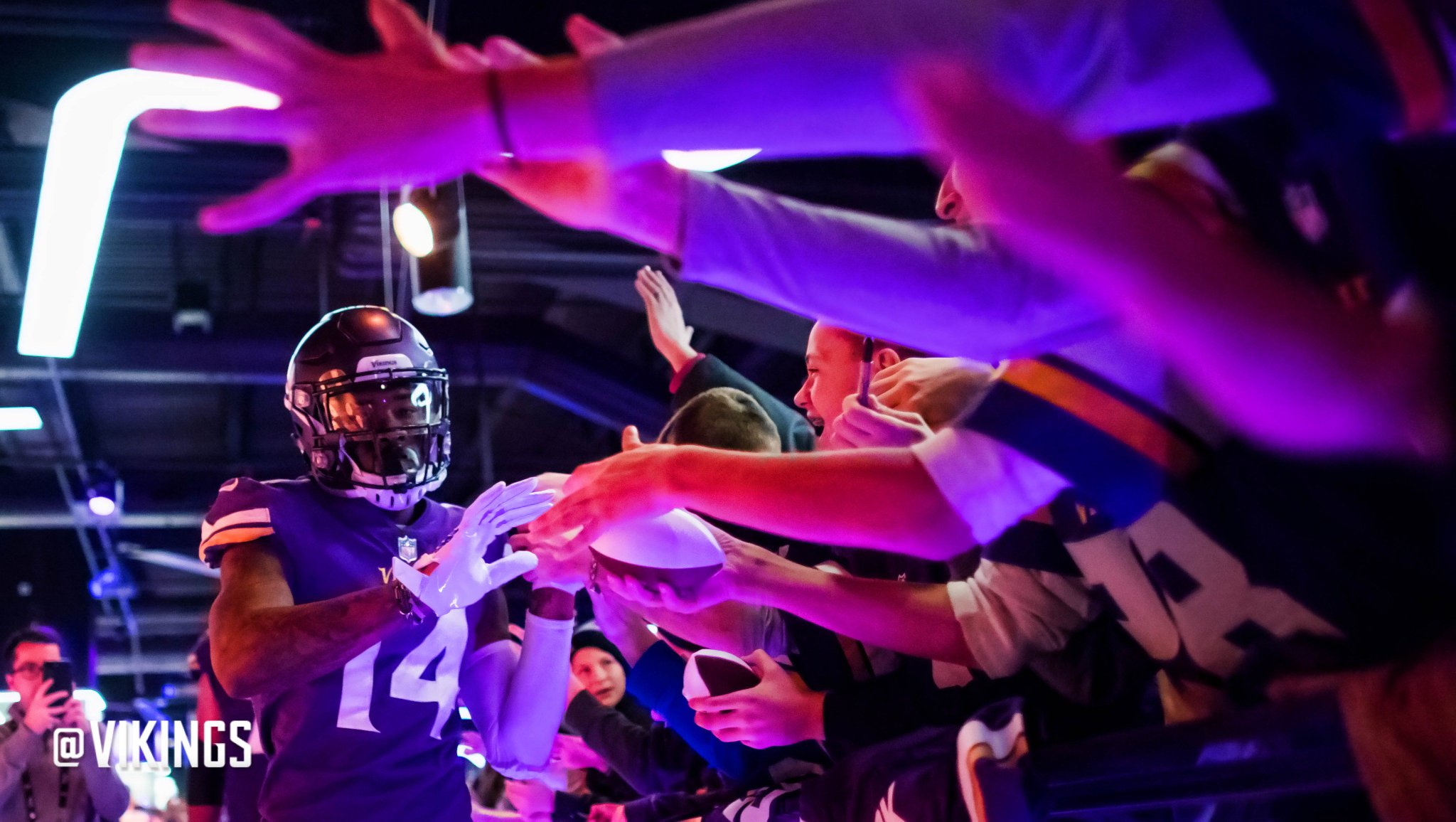 Missing these Sundays. #Skol https://t.co/rlBAxLVSLL