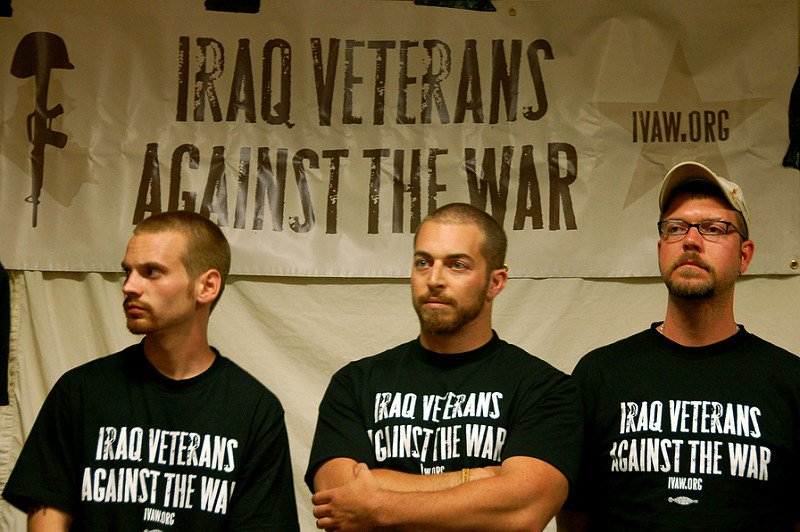 Iraq Veterans Against the War – Atlanta Picture https://t.co/fc7NhsmKus https://t.co/3XT1APpMMZ
