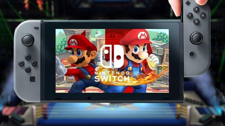 Lanza hechizos sobre el campo  NintendoSwitch