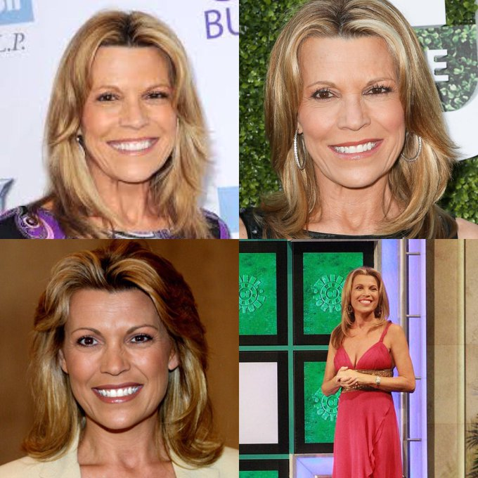 Happy 61 birthday to Vanna white . Hope that she has a wonderful birthday.