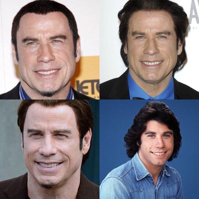 Happy 64 birthday to John Travolta . Have a wonderful birthday.
