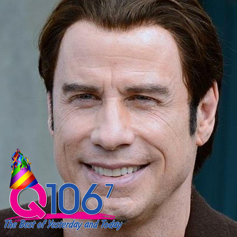 Happy Birthday to John Travolta, Cybill Shepherd, , and