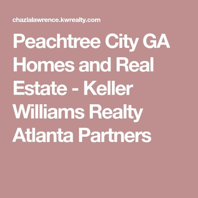 Peachtree City GA Homes and Real Estate – Keller Williams Realty Atlanta Partner… – Atlanta Picture https://t.co/1RD3InVKV5 https://t.co/qWAk43V5Cl