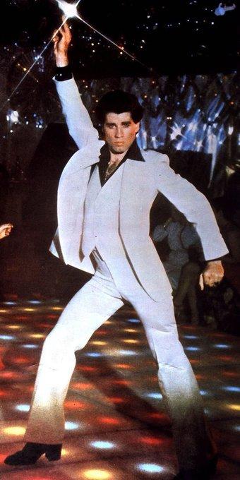 Happy 64th Birthday John Travolta