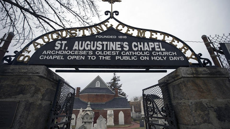 Funds sought for new memorial at St. Augustine