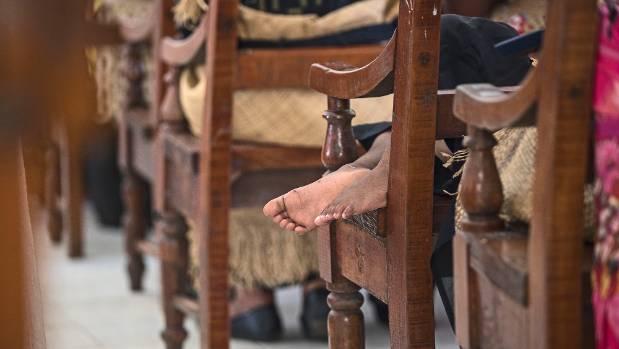 Tonga's churches of sorrow and gratitude