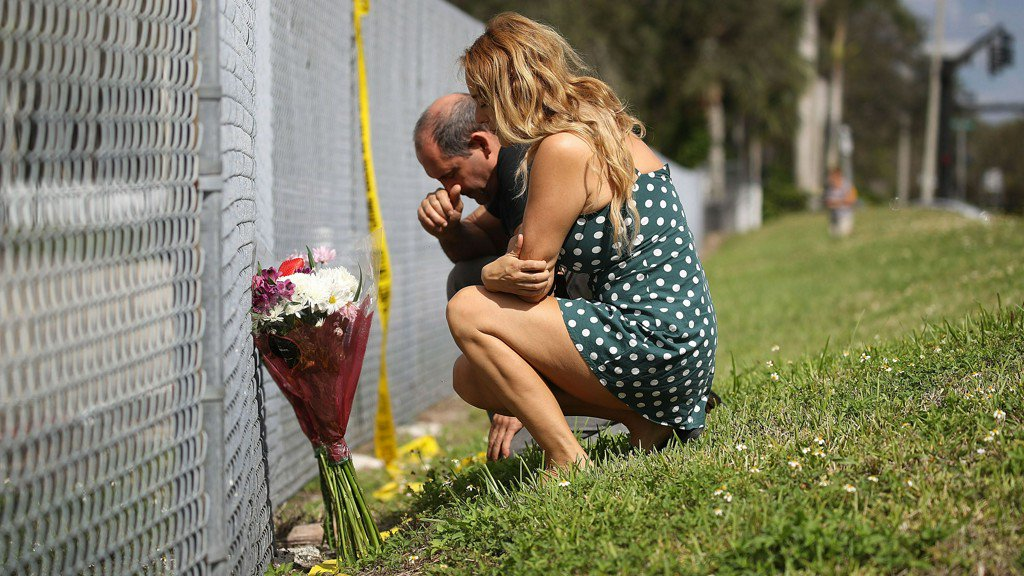 Accused Florida shooter was 'a monster living under our roof'
