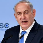 'Do not test Israel', Netanyahu tells Iran, brandishing drone 'piece'
