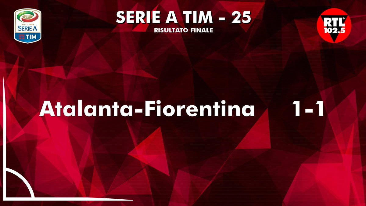 #AtalantaFiorentina