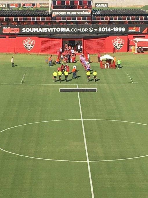 def1483c75 Vitória x Bahia - Campeonato Baiano 2018 - globoesporte.com