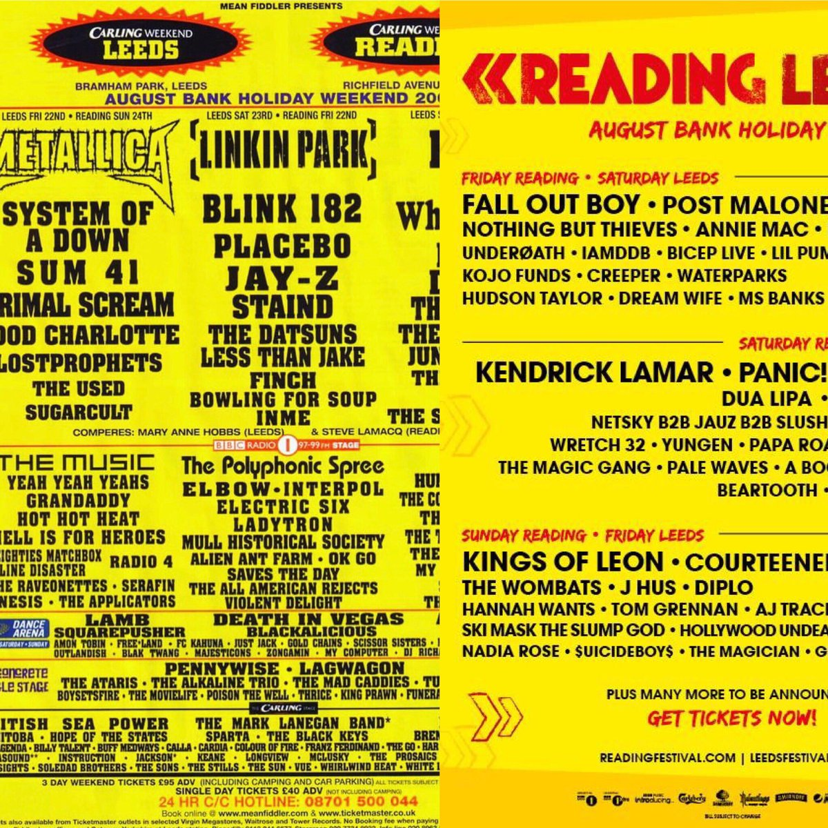 RT @silvaradke: What has happened to reading and Leeds festival use to be so good now it's lost its pride https://t.co/jy0ht50WnX
