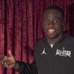 RT : 3x #NBAAllStar #DraymondGreen hits the #N...