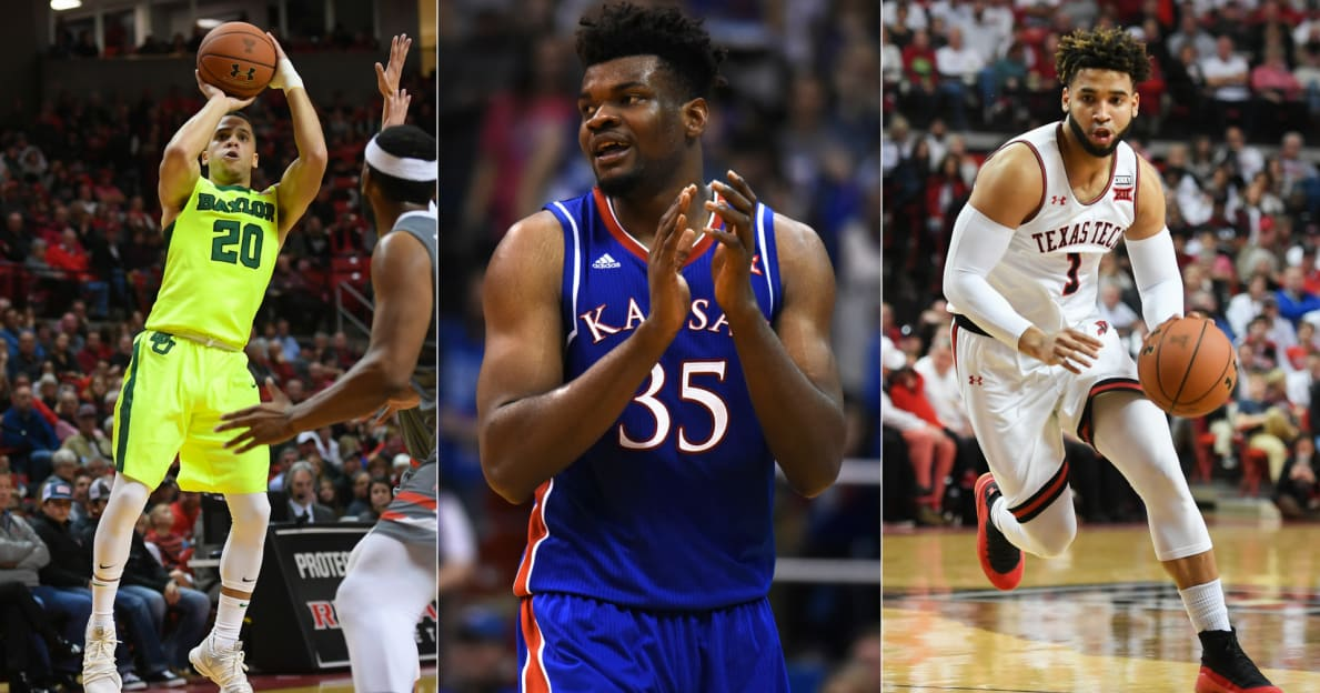 Big 12 Power Rankings: Baylor keeps surging while Kansas, Texas Tech battle for supremacy