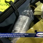 First responders in Nashua carry new active shooter kits