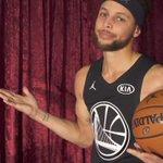 RT : 👨🍳👨🍳 #NBAAllStar captain #StephenCurry...