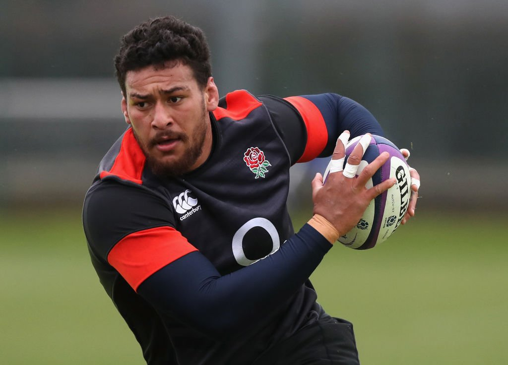 test Twitter Media - England number eight Nathan Hughes has been on a conditioning crash-course to prove his fitness before Saturday's Calcutta Cup match with Scotland. More ⤵️ https://t.co/Ki1EnEL5FR https://t.co/VM5NXlHsEf