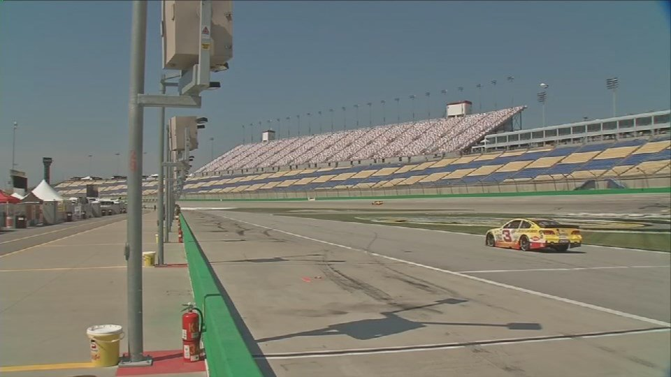 Danica done: Patrick drives in final race of NASCAR career