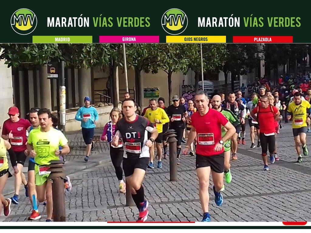 Imatge Marató de les Vies Verdes: Girona