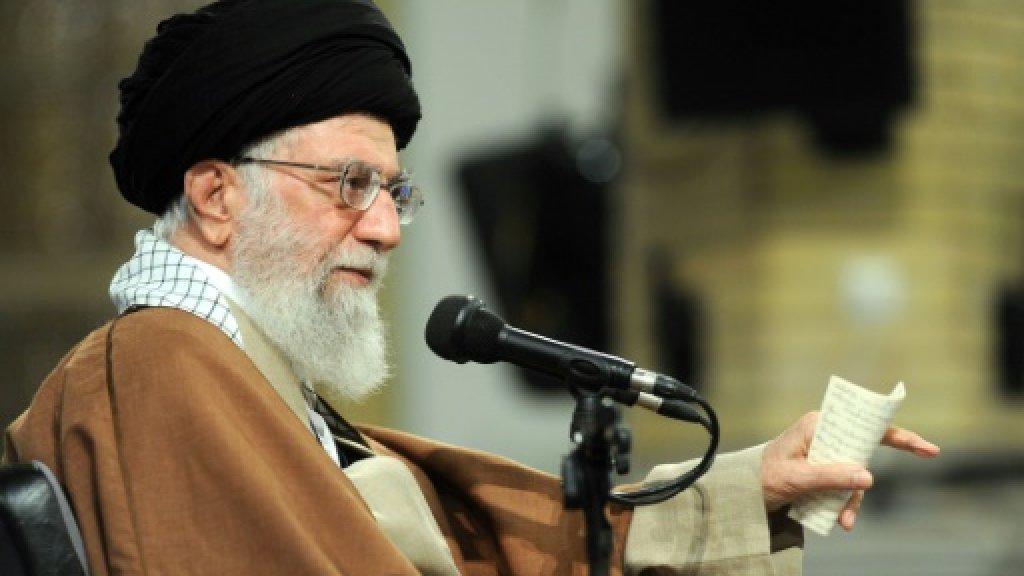 Iran's Khamenei says progress needed on justice