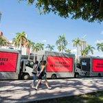 Three billboards in Florida call out Marco Rubio, advocate gun control