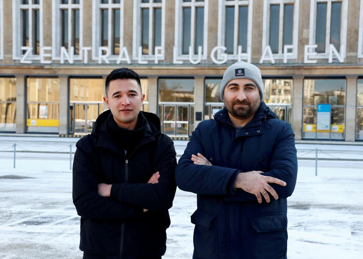 Refugees' stories inspire filmmakers at Berlin Film Festival
