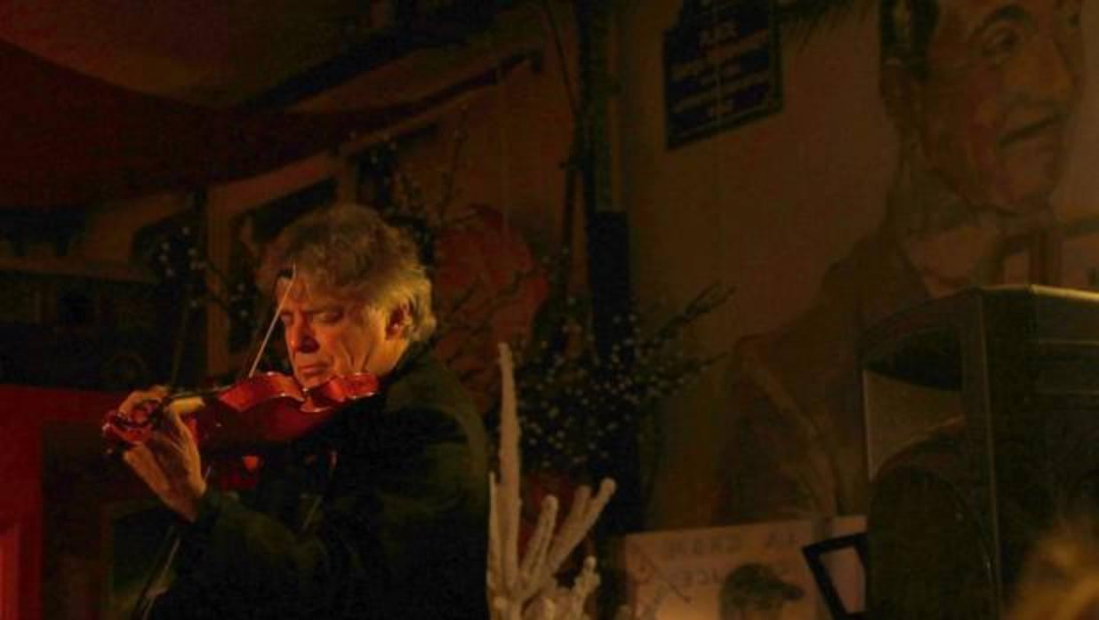 �� #ÚLTIMAHORA Muere Didier Lockwood, una leyenda del jazz https://t.co/Os3heXuE3E https://t.co/XHx7sIBtZ2