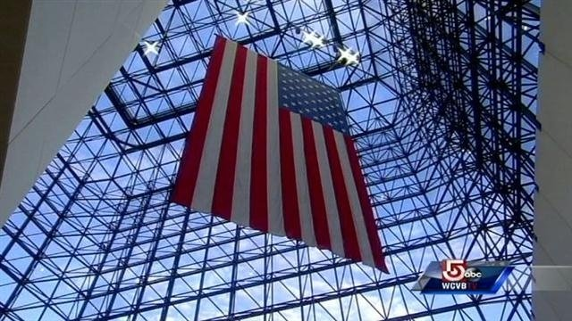 JFK Library holds special Presidents Day festival