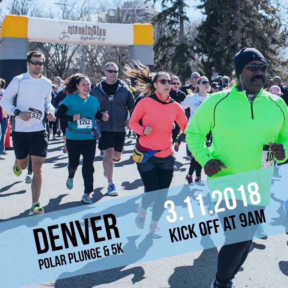 Do you think jumping into cold water is the only way to plunge this season? Think again! This year the Denver Polar Plunge presented by @WesterraCU at @ElitchGardens is not only a plunge, but also a 5K. Register today: at https://t.co/s8qNjHY5pr #plungeco #freezinforareason https://t.co/JwemR6FO9U