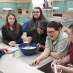 Flagler 8th-graders share time, talents with those having special needs