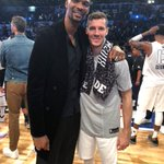RT : From one #NBAAllStar to another! ht...