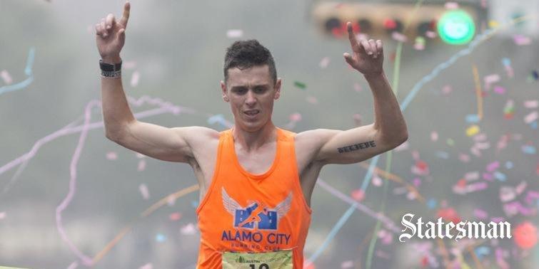 Whelan adds Austin Marathon victory to recent 3M Half Marathon triumph