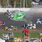 Motor racing: Patrick crashes out as her NASCAR career ends