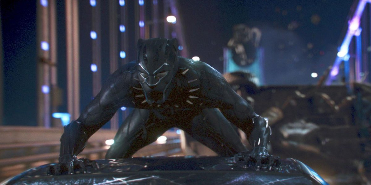 'Black Panther' dominates with $192M weekend