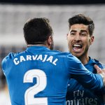 Asensio credits Zidane for Madrid's thrilling Betis comeback