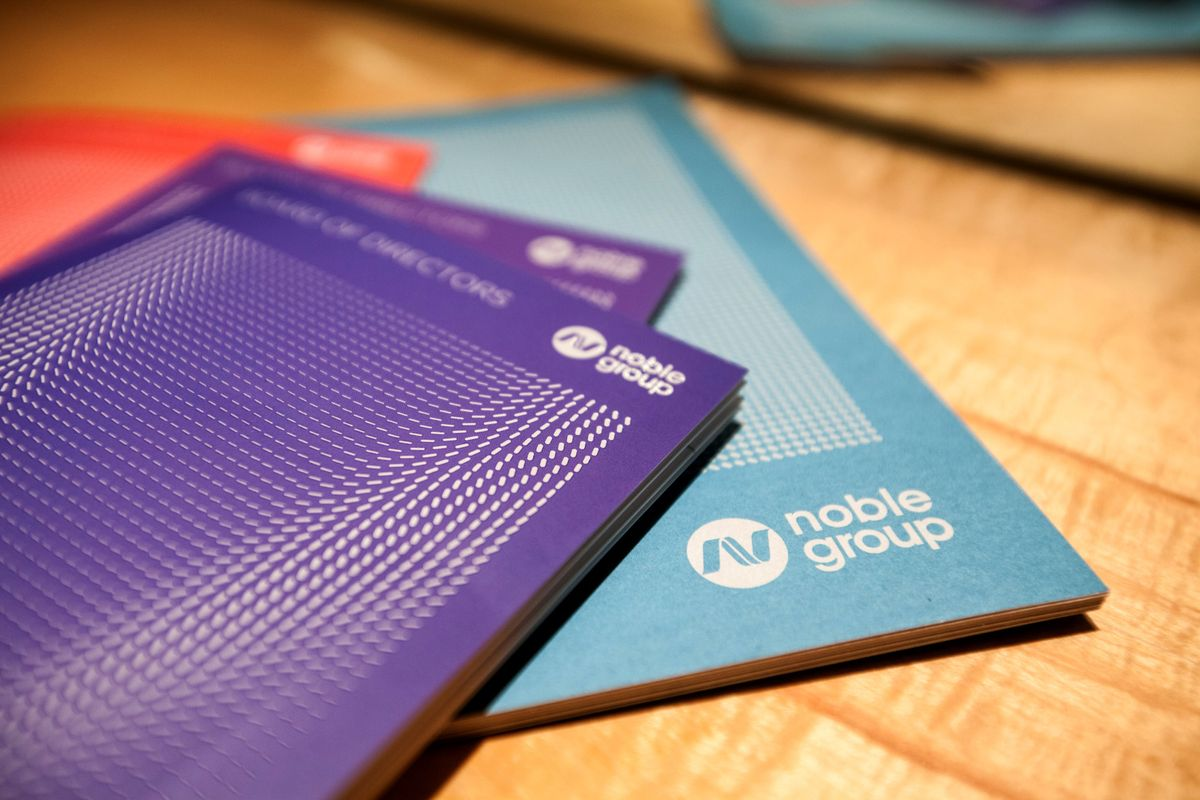Noble Group's 2017 loss may approach $5 billion, the company warns https://t.co/4vsrqmO2P7 https://t.co/Tzd01tRvOj