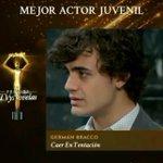 RT : Mejor Actor Juvenil