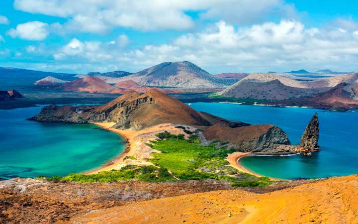 Nuestra #Galápagos, Patrimonio Natural de la Humanidad cumple 45 años de provincialización. ¡Viva #Galápagos! https://t.co/XV0H71psWy