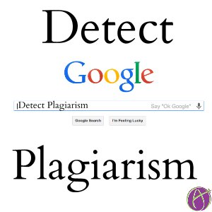 RT @alicekeeler: Finding Plagiarism with Google Search - https://t.co/gMh7zbo0Tf https://t.co/ofxnSwkC4r