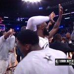 RT : Tough defense to win the #NBAAllStar Ga...
