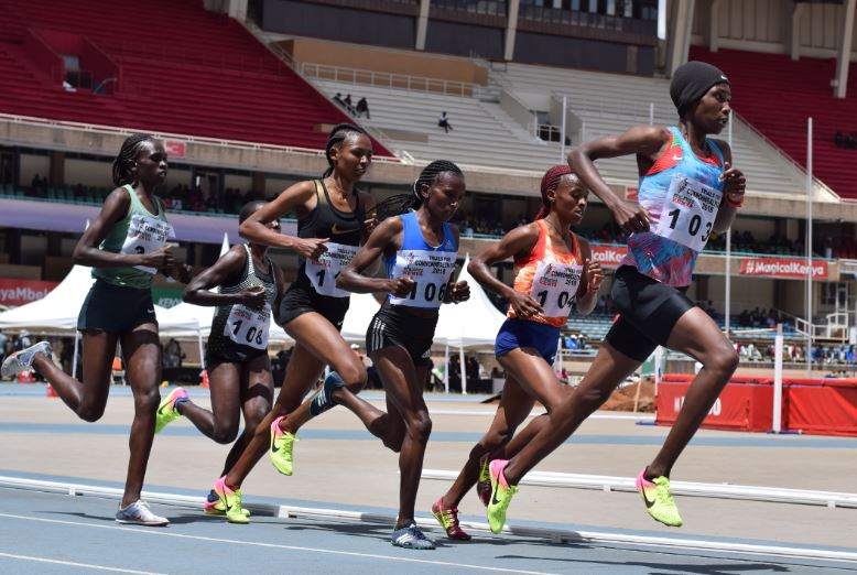 Three world champions headline Kenyan Commonwealth track and field team – Kass Media Group