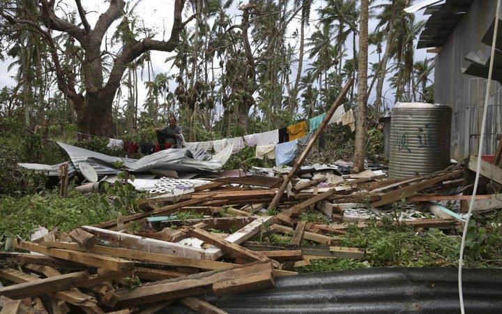 Tongan church sends out counsellors post Cyclone Gita