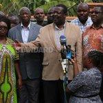 I am not a coward, Mudavadi explains why he skipped Raila 'oath'