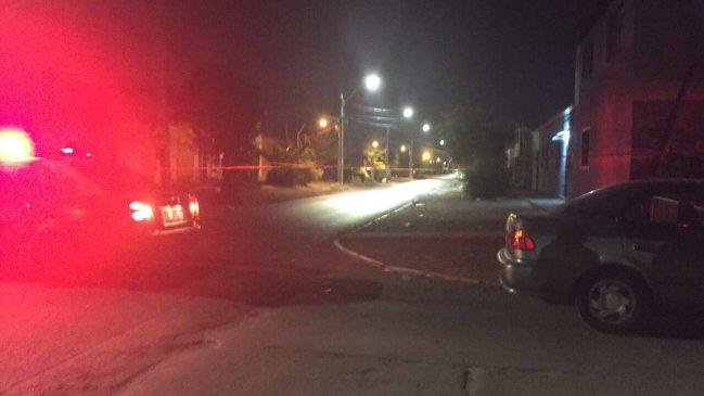 Hombre fue baleado en la vía pública en San Miguel: Agresor es buscado por la PDI