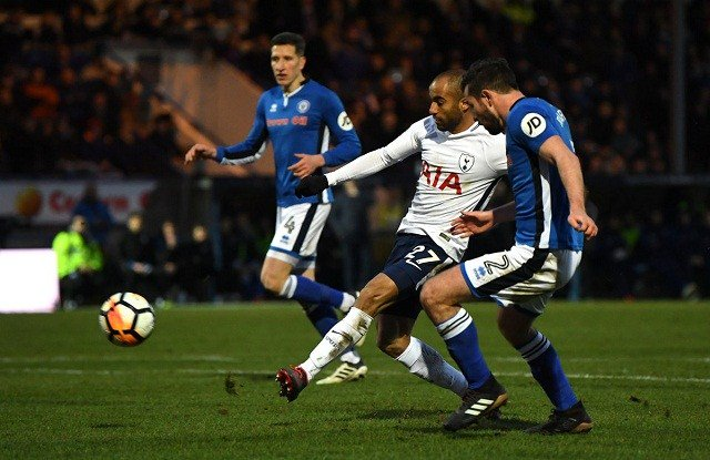 Spurs face uncertain Cup fate after Rochdale revival